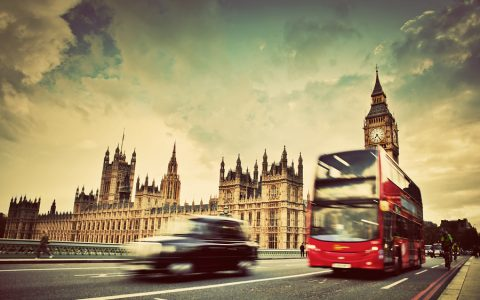 London calling, our second visit