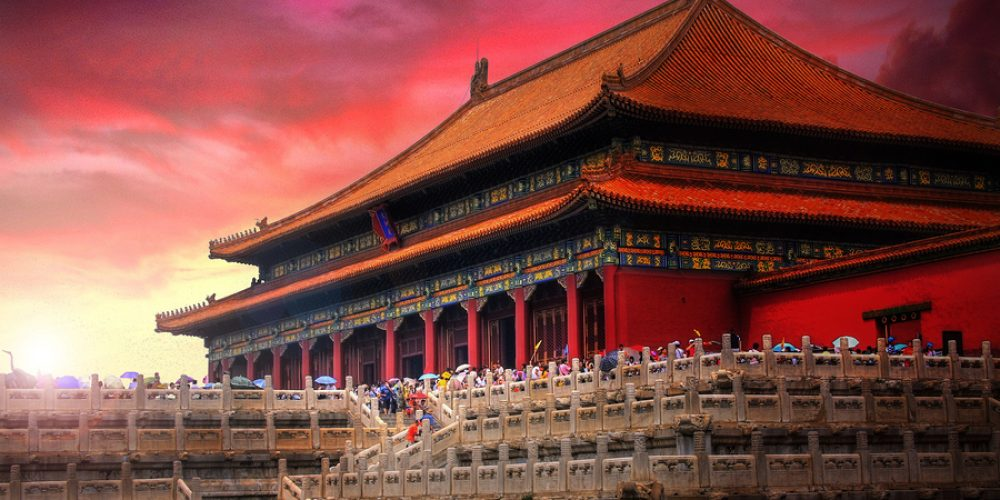 Once upon a time in Beijing China